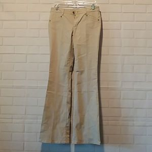 Cache sand stretch pants 4